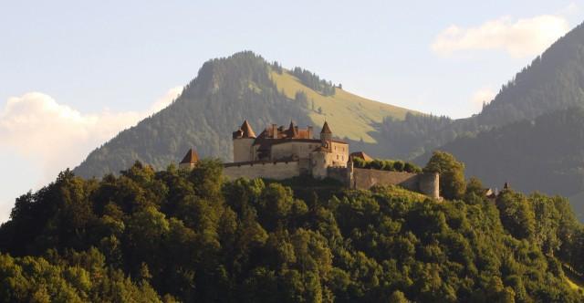 Грюерский замок