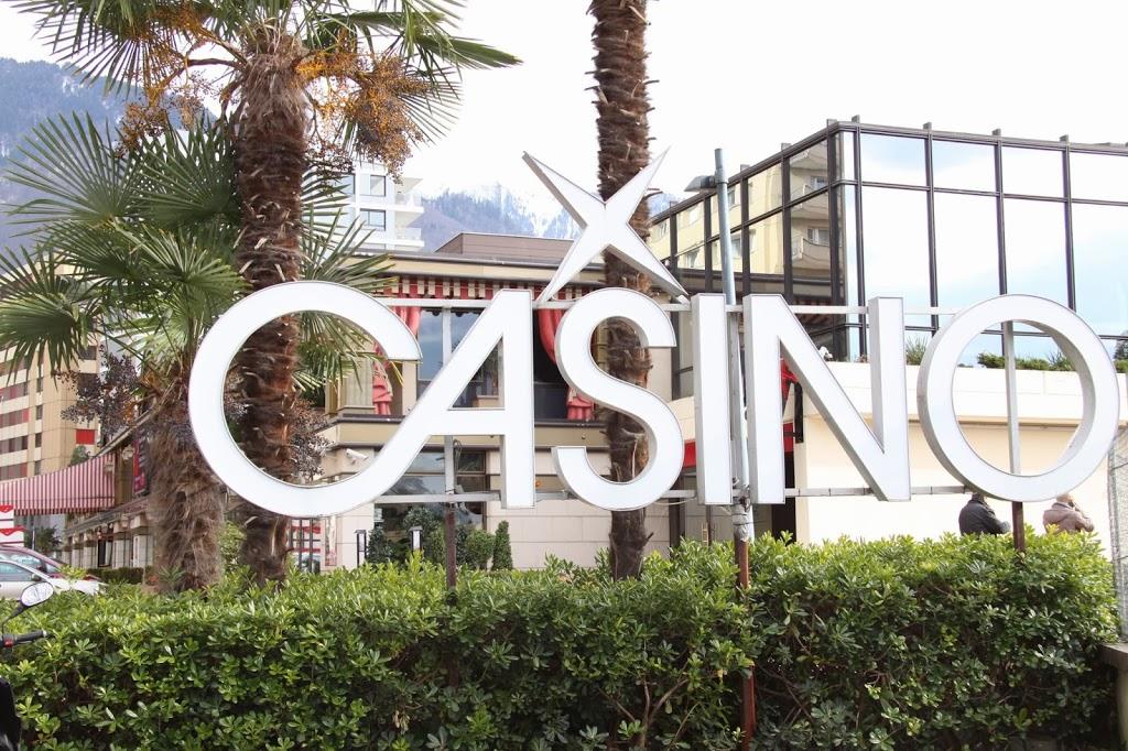 Казино Швейцарии Фото и описание казино в Швейцарии