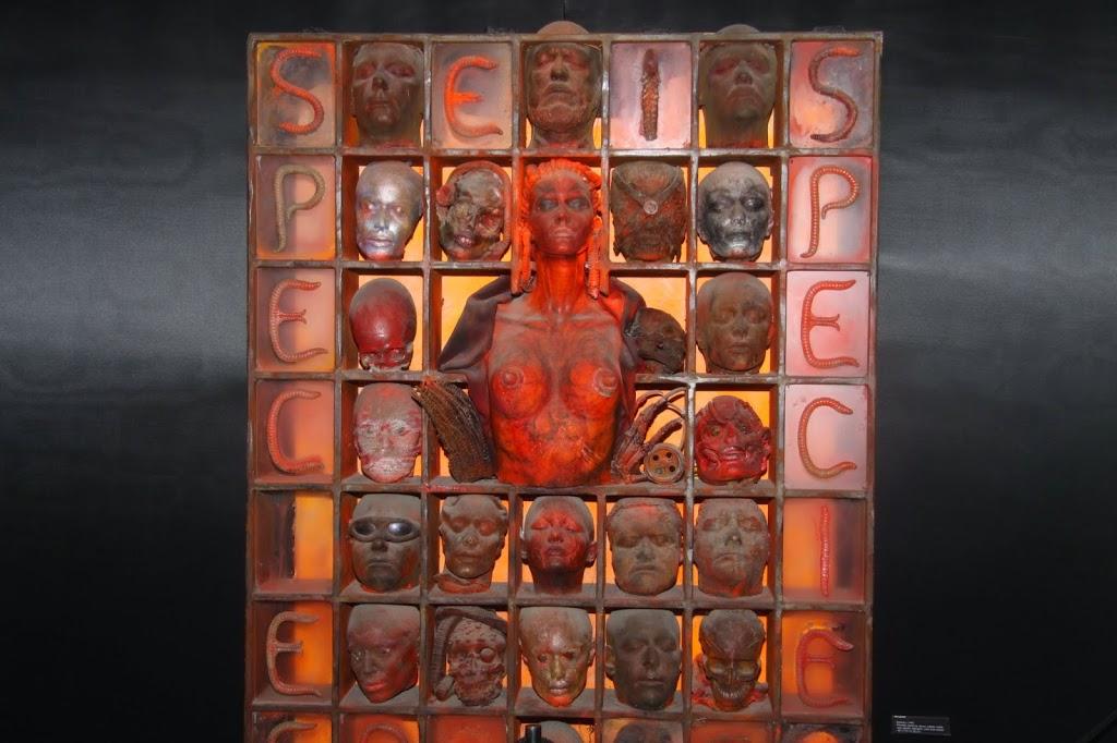 Гигер страшный музей