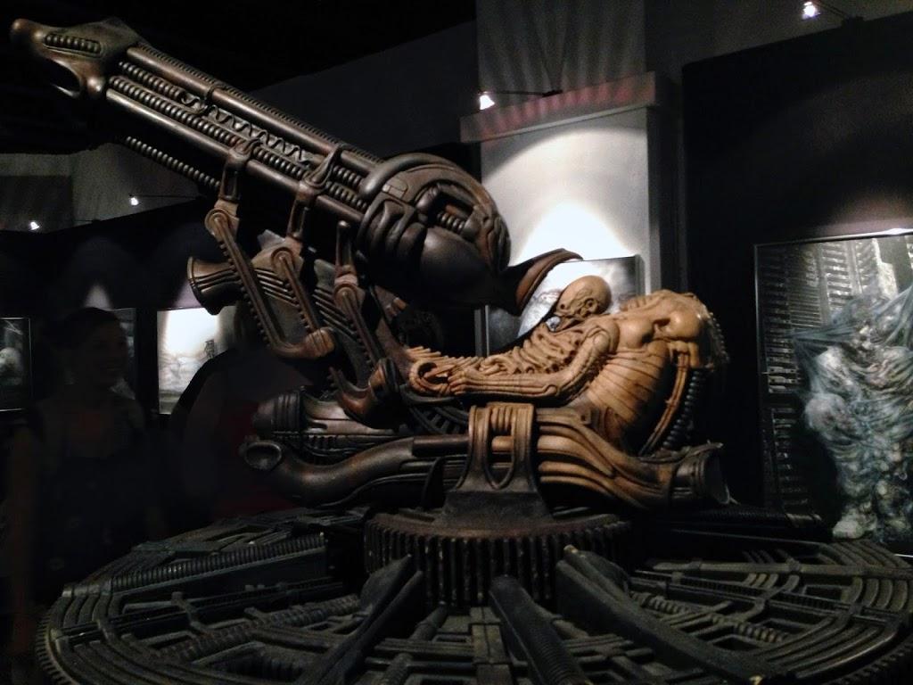 музей Ганса Гигера