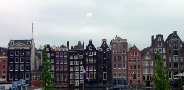 Амстердам интересное