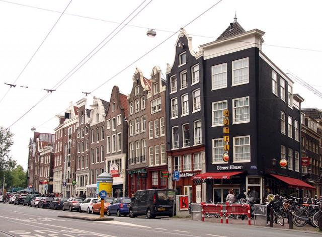 Амстердам дома