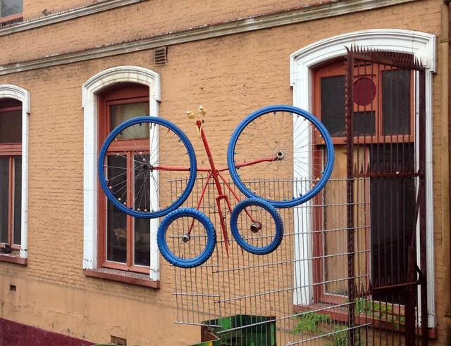 Amsterdam velosiped