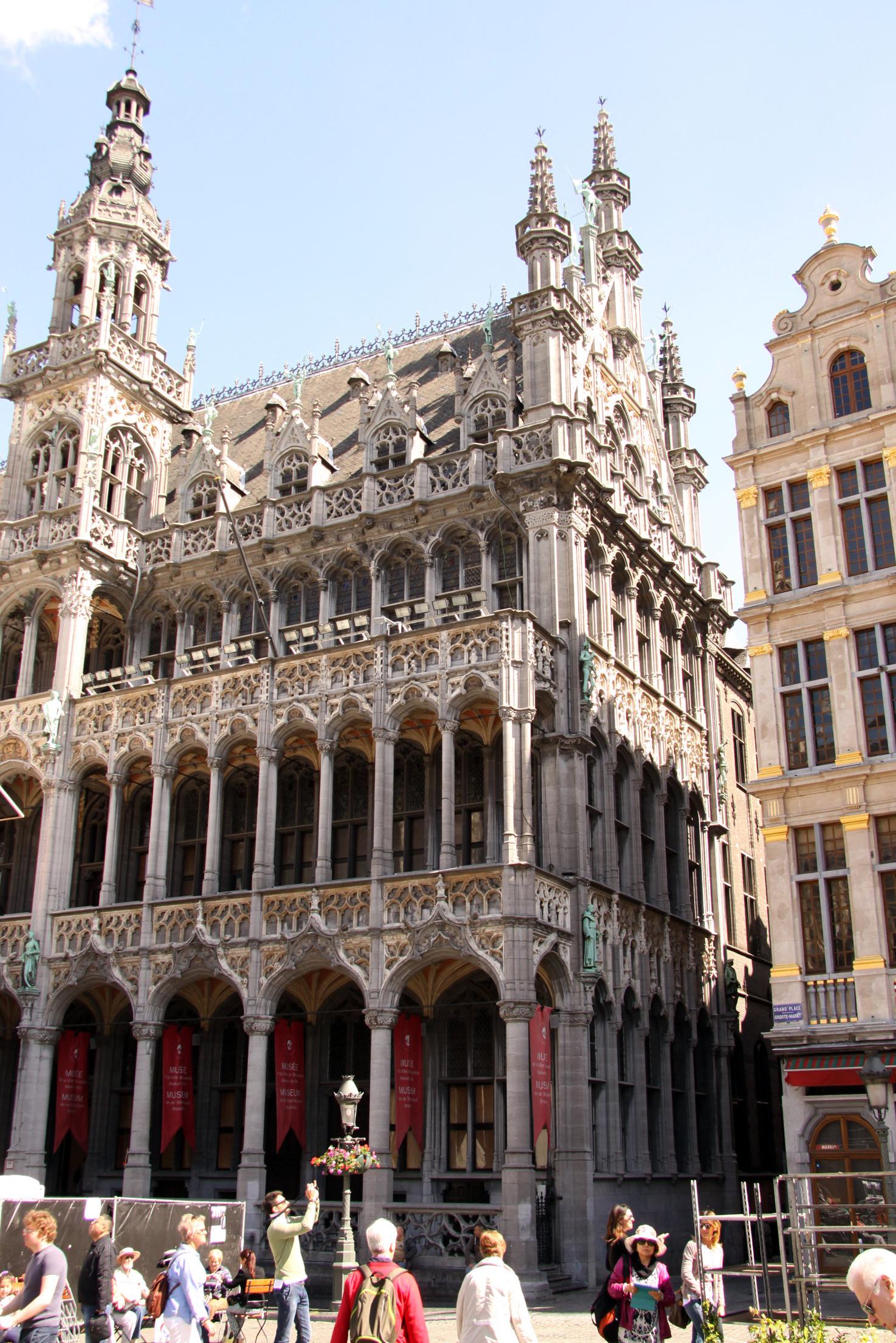 достопримечательности Брюссель