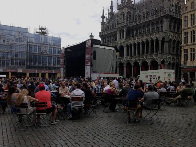 Куда пойти в Брюсселе