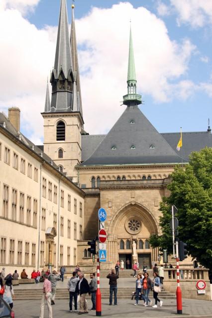 Нотр Дам Люксембург