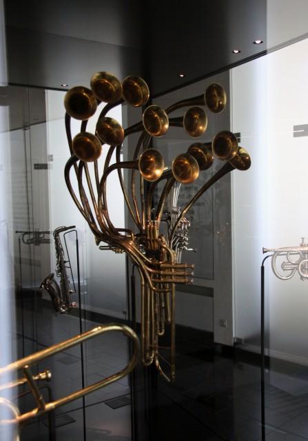 музей музыки Брюссель