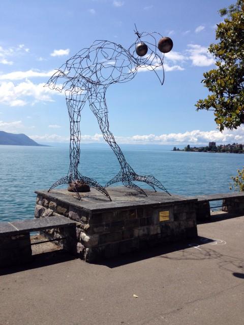 скульптура в Швейцарии