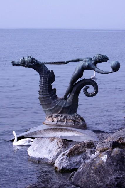 уличная скульптура