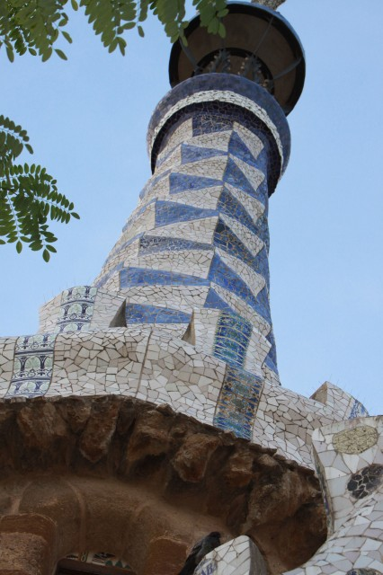 башня парк Гуэль