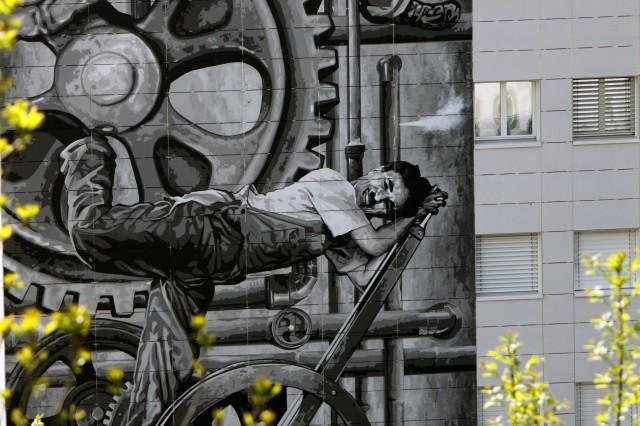 Charli-chaplin-grafiti